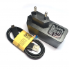 DC อะแดปเตอร์ Adapter 5V 2A พร้อมสาย USB (สำหรับ Nodemcu และ Raspberry Pi)