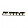 NeoPixel Matrix WS2812B RGB LED 8 หลอด