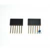 1x6 Pin Female Pin Header Connector จำนวน 1 ชิ้น