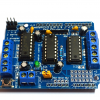 Dual Motor Drive Shield L293D For Arduino