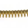 น๊อตทองเหลือง M3x6+6mm (10 ชิ้น)