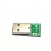 Usb socket USB plug A Male (PCB)