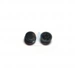 ฝาปุ่มกดสวิตซ์ สำหรับสวิตซ์ 12x12mm สีดำ