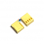 KF2510 2.54mm 4P connectors Female plug plastic shell