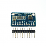 ADS1115 I2C ADC 4 Channel 16-Bit with Programmable Gain Amplifier Module Analog to Digital i2C II