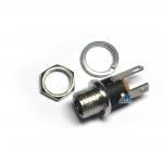 Power connector 5.5 mm (ตัวเมีย) แบบเหล็ก