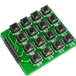 4x4 Matrix 16 Keypad Module