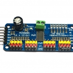 PCA9685 16-Channel 12-bit PWM Servo shield I2C interface