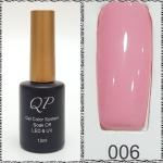 สีเจล QP 12ml. #006