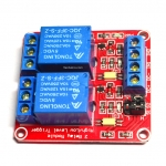 Module รีเลย์ Relay 5V 2 Channel Isolation High And Low Trigger