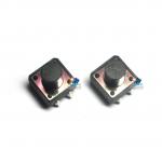 สวิตช์ กดติดปล่อยดับ ขนาด 12x12x10.5 mm Tact Switch (1ชิ้น)