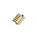KF2510 2.54mm 6P connectors male plug plastic shell
