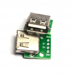 Usb2 socket USB plug A Female (PCB)