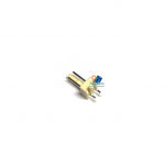 KF2510 2.54mm 2P connectors male plug plastic shell