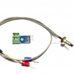 Temperature Sensor Probe with MAX6675 Module พร้อมThermocouple Type K 0-800 C