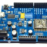 WeMos D1 WiFi Arduino UNO board ESP8266 Arduino IDE