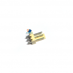 KF2510 2.54mm 3P connectors male plug plastic shell