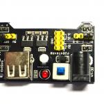 Modules Regulator 5V 3.3V ให้บอร์ดทดลอง Breadboard