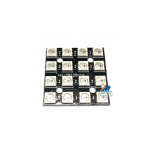 NeoPixel Matrix WS2812B 4*4 RGB LED 16 หลอด