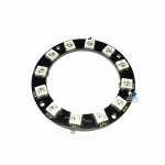 NeoPixel Matrix WS2812 5050 RGB LED วงกลม 12 หลอด