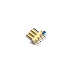 KF2510 2.54mm 4P connectors male plug plastic shell