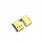KF2510 2.54mm 3P connectors Female plug plastic shell