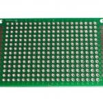 แผ่นปริ๊นอเนกประสงค์ แผ่นปริ้นไข่ปลา Prototype PCB Board 4x6 cm สีเขียว
