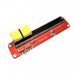 10K Linear Slide Potentiometer Module Dual Output Arduino