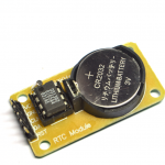 DS1302 RTC Real Time Clock Module CR2032