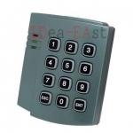 เครื่องทาบบัตร คีย์การ์ดควบคุมประตู S203 ราคาถูกแถมบัตรคีย์การ์ด 100ใบ