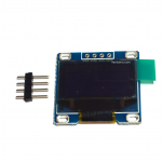 "OLED LCD Display Yellow/Blue 0.96"" 128X64"