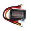 LED Seven Segment Voltage And Current Meter Digital DC0-100V 10A thumbnail 1