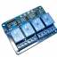Module รีเลย์ relay 4 Chanel 250V/10A Active LOW thumbnail 1