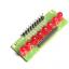 บอร์ดทดลอง LED 8 ดวง สำหรับ Arduino thumbnail 2