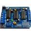 Dual Motor Drive Shield L293D For Arduino thumbnail 1