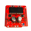 Shield Motor drive Arduino VNH2SP30 30A High Current Motor Full-bridge Driver for Arduino thumbnail 1