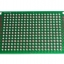 แผ่นปริ๊นอเนกประสงค์ แผ่นปริ้นไข่ปลา Prototype PCB Board 4x6 cm สีเขียว thumbnail 1