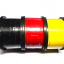 สายไฟอ่อน AWG-24 สีเหลือง (ความยาว 1 เมตร) ใส้เต็ม thumbnail 1
