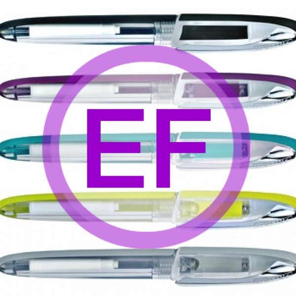รูปภาพสินค้า [ส่งฟรี] ปากกาหมึกซึม Online Germany รุ่น Air ขนาด EF