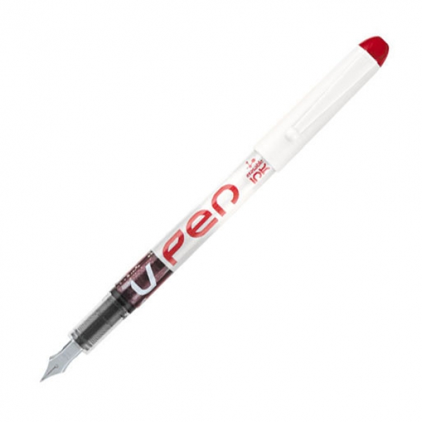 รูปภาพสินค้า ปากกาหมึกซึมแบบใช้แล้วทิ้ง Pilot V Pen Disposable Fountain Pen ขนาด M