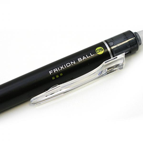 รูปภาพสินค้า ปากกาลบได้ Pilot Frixion Ball Knock ขนาด 0.5 มม.